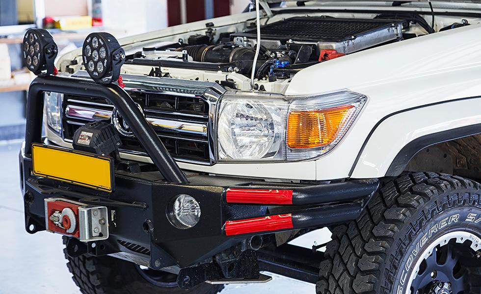 Auto Repairs Etzold Toyota Accessories
