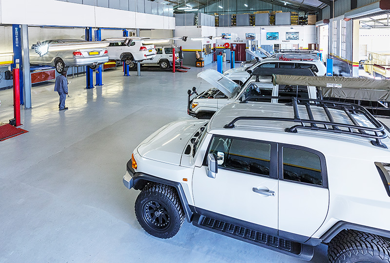 About Auto Repairs Etzold